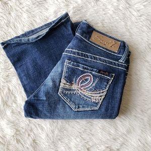 Seven7 jeans sz 25 bootcut